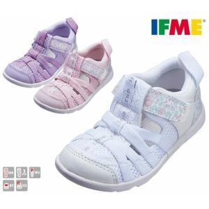 送料無料 [北海道、沖縄除く] イフミー IFME 20-1316 ウォーターシューズ サンダル アクアシューズ キッズ ジュニア 子供 ホワイト パープル ピンク 靴|kksimple
