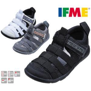 送料無料 [北海道、沖縄除く] イフミー IFME 20-1317 ウォーターシューズ サンダル アクアシューズ キッズ ジュニア 子供 ブラック ホワイト グレー 靴|kksimple