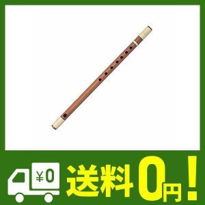 聞琳竹細工屋(BENLENTAKIZAYIKUYA) お祭り・お囃子用 篠笛 入門用 和楽器 籐巻 (7穴6本調子)|klab-store
