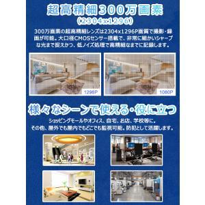防犯カメラ C31S VStarcam フルHD 2K 1080p 200万画素  ペット 赤ちゃんモニター wifi 無線 MicroSDカード録画 録音 PSE 技適 6ヶ月保証 K&M|km-serv1ce|03