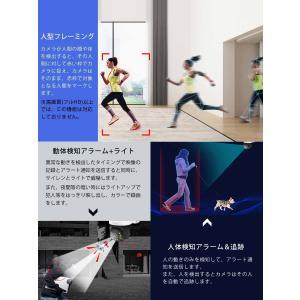 防犯カメラ C31S VStarcam フルHD 2K 1080p 200万画素  ペット 赤ちゃんモニター wifi 無線 MicroSDカード録画 録音 PSE 技適 6ヶ月保証 K&M|km-serv1ce|06