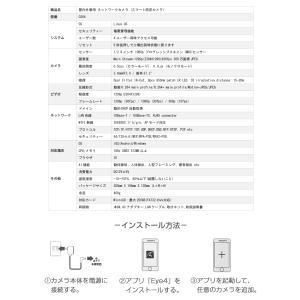 防犯カメラ C31S VStarcam フルHD 2K 1080p 200万画素  ペット 赤ちゃんモニター wifi 無線 MicroSDカード録画 録音 PSE 技適 6ヶ月保証 K&M|km-serv1ce|09