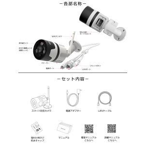 防犯カメラ C63S ペットカメラ 200万画素 魚眼レンズ 屋外 屋内 無線WIFI SDカード録画 監視 ネットワーク IP WEB カメラ Vstarcam PSE 技適 1年保証 K&M|km-serv1ce|08