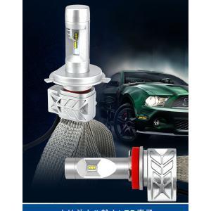 NISSAN フェアレディZ(Minor前) H1.7〜H10.9 Z32 ヘッドライト(LO)[H3c]加工必要 LED H3 2個入り 12V 24V  6ヶ月保証|km-serv1ce|02