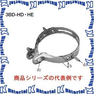 イワブチ 3BD-HD-12 自在バンド 適用径120-190mm [40170] kmate