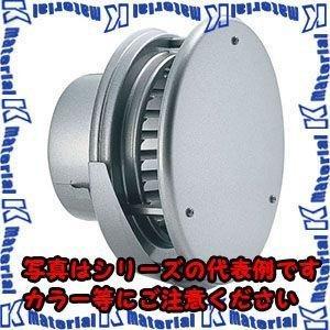 【代引不可】【個人宅配送不可】バクマ工業 丸型防風板付換気口 水切り付タイプ 取付穴付 KW-100G [BAK02068]|kmate