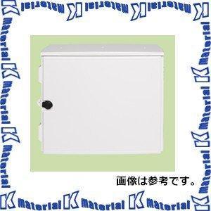 【代引不可】日本通信電材 NB-IRC-L00 太陽光遮熱プラボックス Lサイズ 内部収納板付 扉式 [NDZ219] kmate