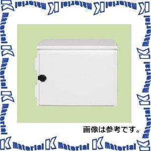 【代引不可】日本通信電材 NB-IRC-M00 太陽光遮熱プラボックス Mサイズ 内部収納板付 扉式 [NDZ221] kmate
