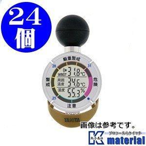 【24個セット】TANITA タニタ サンコーテクノ 熱中アラーム 黒球式熱中症指数系 TT-562ST [TZ0405-24]|kmate