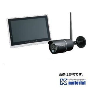マスプロ 電工 WHC10M3 ワイヤレスHDカメラ 10インチモニターセット [MP1105]|kmate