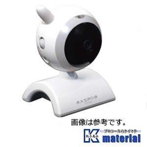【10月頃入荷予定】マスプロ電工モニター&ワイヤレスHDカメラセット用増設カメラ WHCFHD-CI [MP1153]|kmate