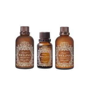 ウェリナオーガニクス 基本3点セット 化粧水・美容液・乳液 各1個|kmint