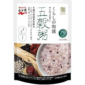 永谷園 くらしの和漢 五穀粥|kmint