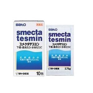 スメクタテスミン 10包 【第2類医薬品】 kmint