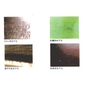 ガラス 水垢取り クリーナー 水あか バルーンE 100ml・手拭きバフ セット|kmmnetshop|02