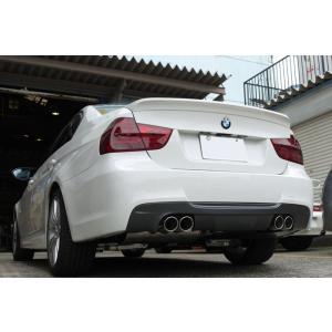 ARQRAY BMW E90 325i LCI M-Sport PH25 ステンレス マフラー 335Look 8031AU45 kn-carlife