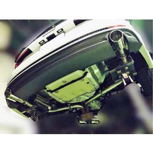 ARQRAY アーキュレー Audi アウディA4 Avant 2.0 TFSI quattro 8WCYRF ステンレス マフラー 左右S 8500AU03 kn-carlife