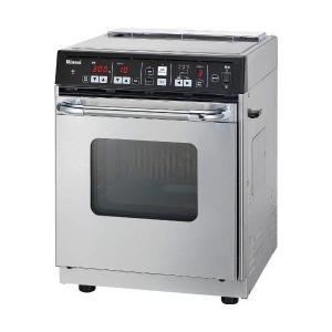リンナイ 業務用 卓上ガスオーブン RCK-10AS (コンベック)|kn-shop
