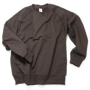 型紙  メンズ・男女兼用 ラグラントレーナー ニット生地向けカット済みパターン knit-yamanokko