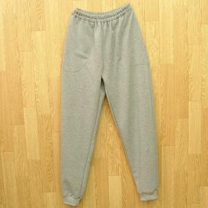 型紙  メンズ・男女兼用 スウェットパンツ ニット生地向けカット済みパターン knit-yamanokko