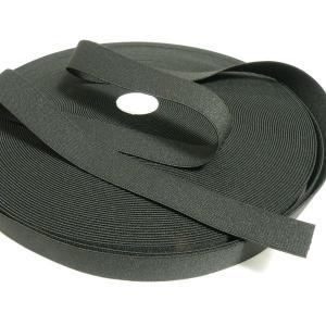 SOPスーパーベルト(平ゴム)15mm巾 ブラック|knit-yamanokko