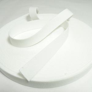 SOPスーパーベルト(平ゴム)15mm巾 ホワイト|knit-yamanokko