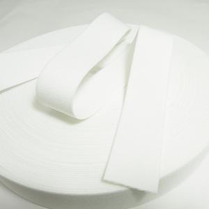 SOPスーパーベルト(平ゴム)30mm巾 ホワイト|knit-yamanokko