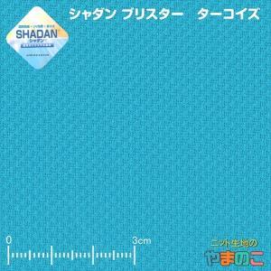 ニット生地 UV 遮熱 シャダン ブリスター ターコイズ「犬服、スポーツ、UVケア向け」|knit-yamanokko