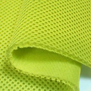 耐久クッション ダブルラッセルメッシュ グリーン 4〜5mm厚ハードタイプ150cm巾 ニット生地 knit-yamanokko