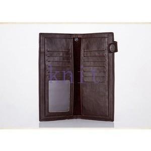 財布 メンズ バッグ 男性用 長いデザイン スケルトン 十字架 パンクGBB197|knit
