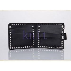 財布 メンズ バッグ 男性用 スケルトン パンク ファッションGBB201|knit