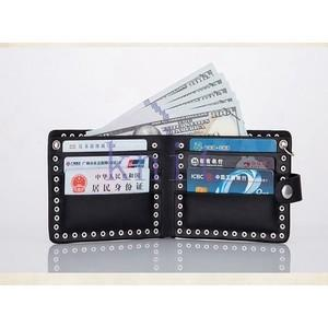 財布 メンズ バッグ 男性用 スケルトン パンク 個性 ハンデぃタイプGBB202|knit