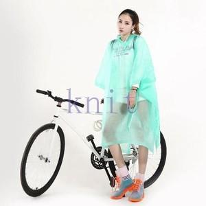 レインコート レディース メンズ 自転車用 レインポンチョ 合羽 バイク 雨具 カッパ レインウェア レイングッズ アウトドア 雨の日グッズGYX-AL176 knit