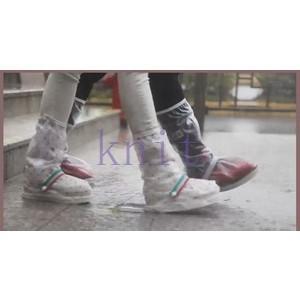 雨用 靴カバー レインカバー 雨靴 防水 雨具 おしゃれ 梅雨 雨対策 サイドゴア 通勤  雨の日グッズGYX-AL50 knit