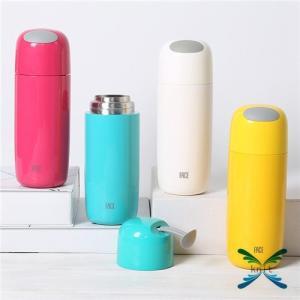 水筒 直飲み ステンレスボトル 水筒 魔法瓶 保温 便利 オシャレ|knit