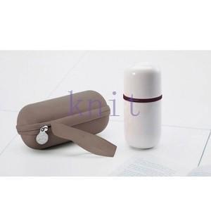 水筒 カップ 直飲み プラスチックボトル 水筒 軽い 便利 オシャレGZAH-AL06|knit