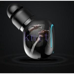 イヤホン bluetooth ワイヤレス 高音質 重低音 ブルートゥース ヘッドホン アイフォン アンドロイド スマホ スポーツ ランニング 片耳GZAH-AL122|knit