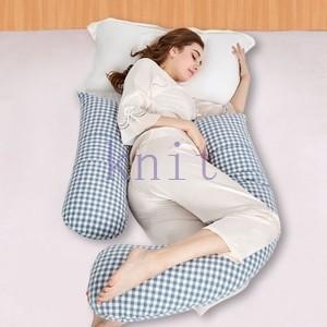 抱き枕  マタニティ まくら 多機能 妊婦 U型枕 ボディピロー 抱きまくら 妊婦用 クッション マタニティ枕 サポートクッションJFYD-AL264|knit
