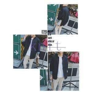 ジャケット デニムジャケット アウター メンズ 秋物 新作 通勤 カジュアル 長袖 おしゃれ  ゆったりJNVQ-AL120|knit