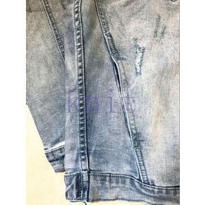 ジャケット デニムジャケット アウター メンズ 秋物 新作 通勤 カジュアル 長袖 おしゃれ  ゆったりJNVQ-AL124|knit