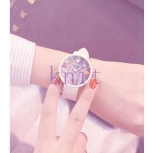 キッズウォッチ ジュニア 女の子 学生 腕時計 子供用腕時計 防水 ギフト 誕生日 可愛い  おしゃれJTSB-AL124|knit