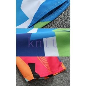 水着 メンズ サーフパンツ 海パン 海水パンツ ビーチウェア ショートパンツ スイムウェア スイミング 夏  オシャレJYYX-AL293|knit