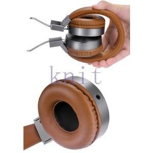 ヘッドホン 本体 ヘッドフォン イヤホンヘッドホン 高音質 ゲーム 有線 ファッションJZAH2-AL93|knit