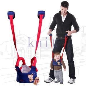 ベビーウォーカー 歩行練習 幼児 子供 迷子紐 子供 幼児 安全 お散歩 迷子 飛び出し防止 安全ベルト ハーネス 補助帯JZAH4-AL403|knit