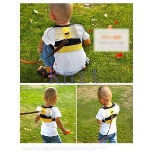 赤ちゃん 迷子 防止 ハーネス ハーネス リュック 歩行器JZAH4-AL414|knit
