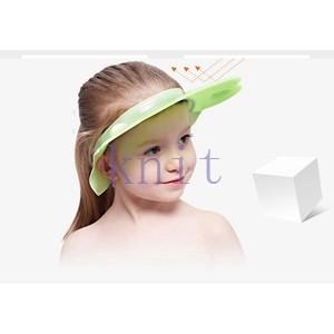 赤ちゃんシャンプーハット バスバイザー シャワーキャップ 子供用JZAH4-AL416|knit
