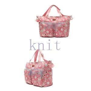 マタニティ用品 バッグ 通園バッグ トートバッグ レディーバッグ マザーズバッグ マザーバッグ ファッション 機能的 出掛け 便利 大 韓国風MMBB-AL21|knit