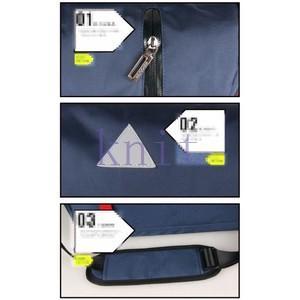メンズ 2way ショルダーバッグ メッセンジャーバッグ  お出掛け スポーツ カジュアル ファッション 大容量 韓国風NBK3-AL564|knit