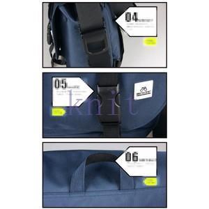 メンズ 2way ショルダーバッグ メッセンジャーバッグ  お出掛け スポーツ カジュアル ファッション 大容量 韓国風NBK3-AL565|knit