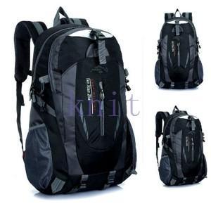 リュックサック メンズ バッグ リュック bag デイパック 機能的 大容量 機能性 旅行 登山 便利 アウトドアNVBK7-AL07|knit